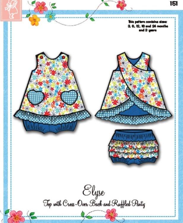 Bonnie Blue Designs Elyse #151