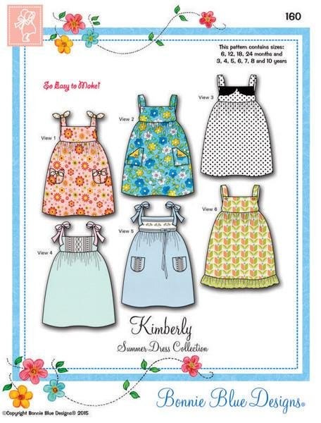 Bonnie Blue Designs Kimberly