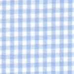 Fabric Finders 1/8 Large Gingham - Blue