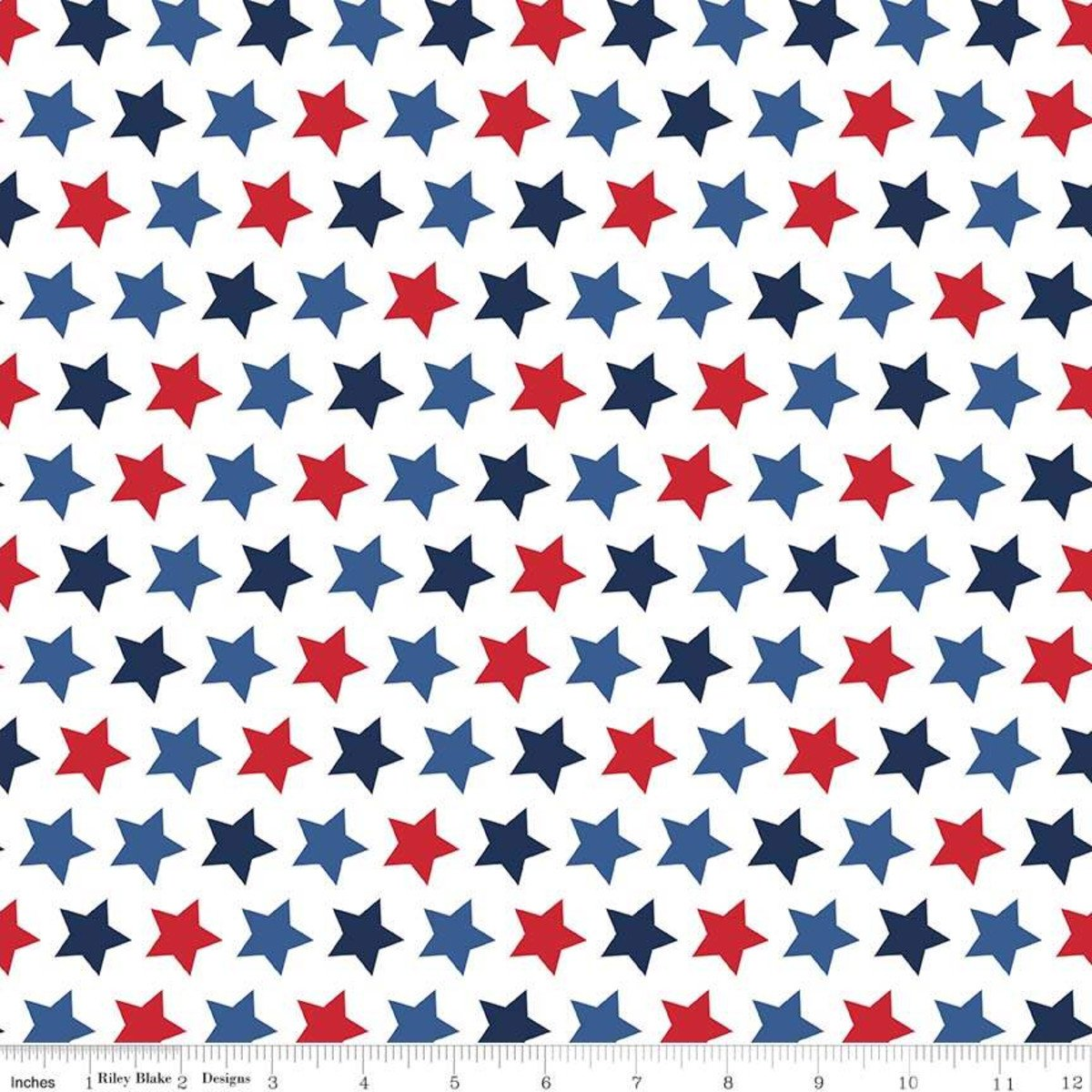 Stars Color Patriotic