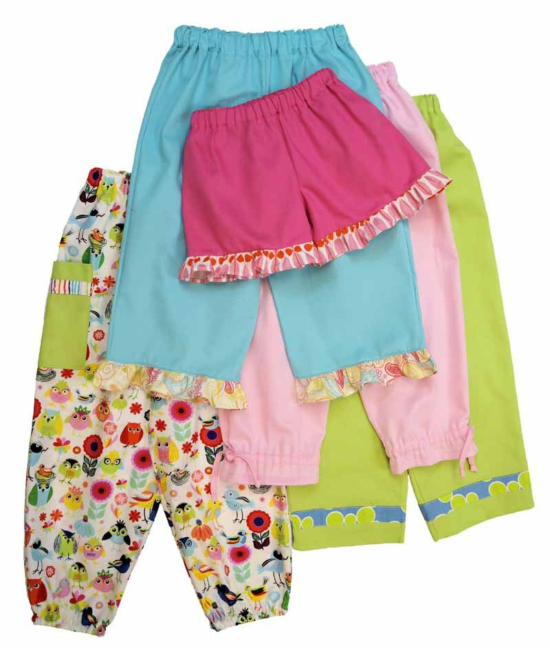 Children's Corner Parker Pants Size 5-8  #285