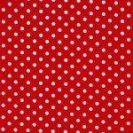 Michael Miller Dumb Dot -REDX-D