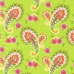 Michael Miller Paisley Blossom Gard