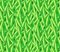Q - Blank Quilting Co - Garden Critters - Green Grass