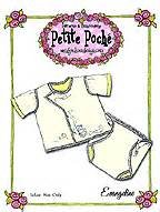 Evangeline by Petite Poche Infant Size