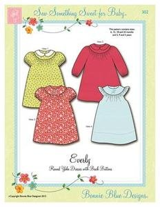 Bonnie Blue Designs  Everly #302