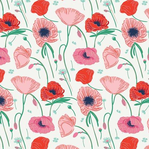 Art Gallery-- Flowerette--Poppy Hill