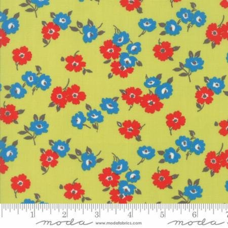 Q - Moda - Sunday Drive Prints - Clover Floral