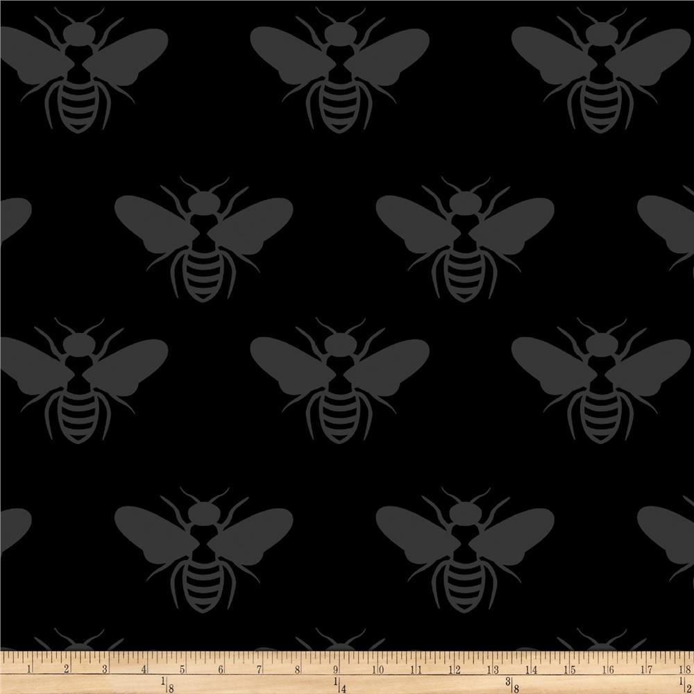 Q - Camelot Fabric - Opalescent -  Bumblebee