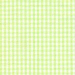 Fabric Finders 1/16 Gingham Lime