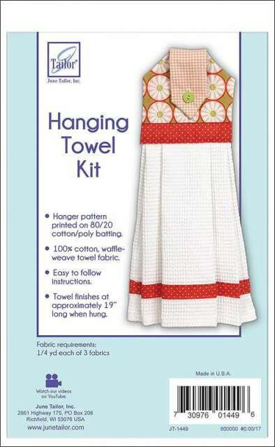 Hanging Towel Kit by June Tailor