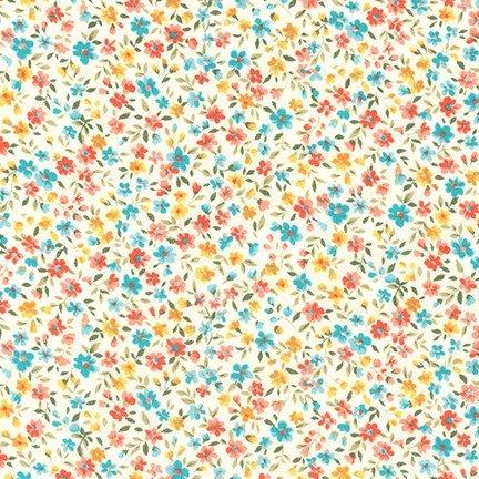Sevenberry Bouquet Summer,SB-6121D6-2,Robert Kaufman - copy