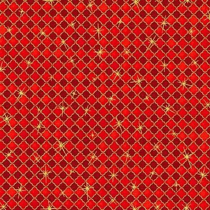 Q - Winter's Grandeur - Red