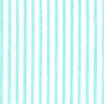FF Turquoise Stripe Seersucker  SS29