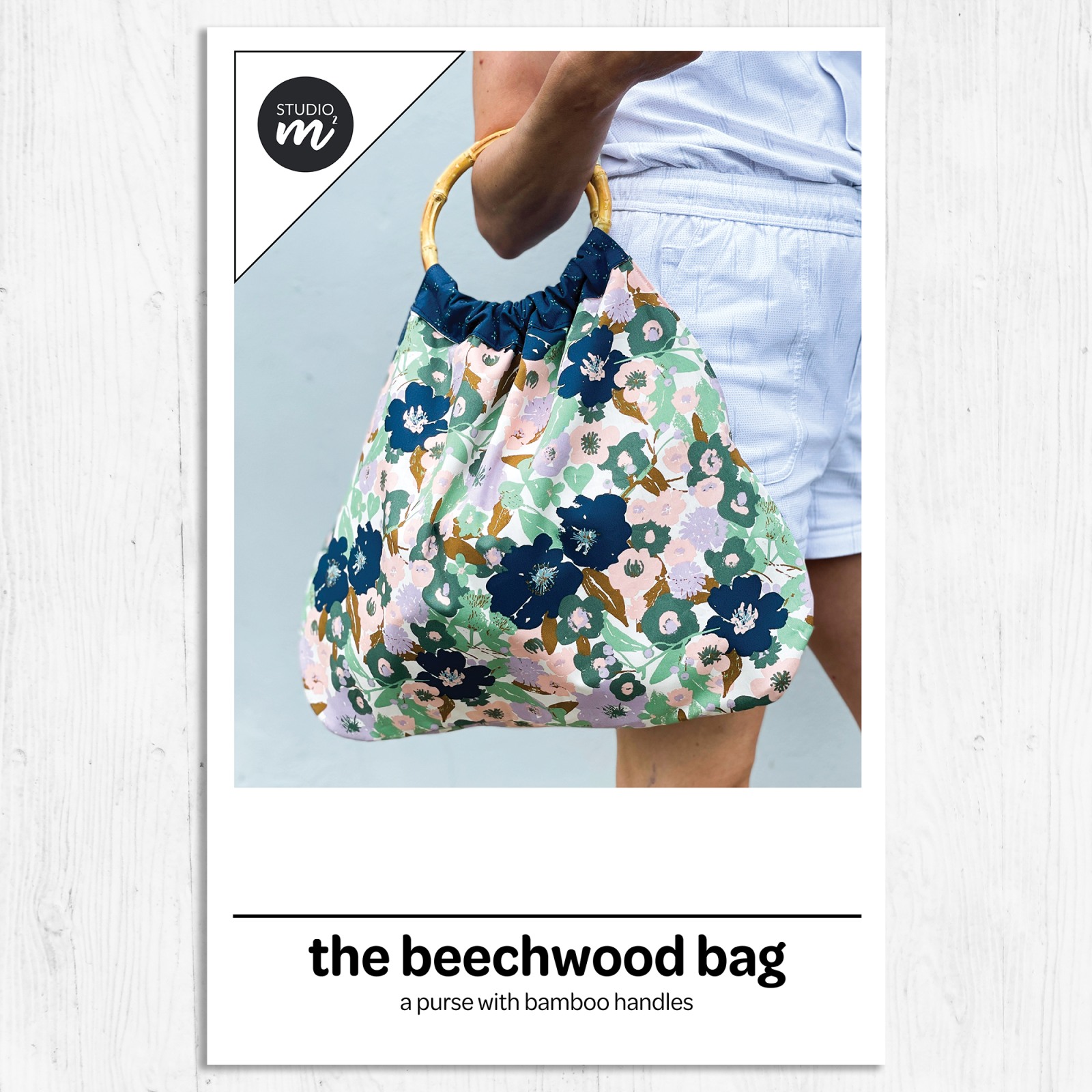 Studio M Squared - The Beechwood Bag