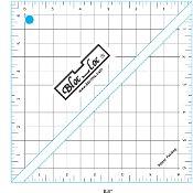 Bloc Loc HST 6.5 Acrylic Ruler