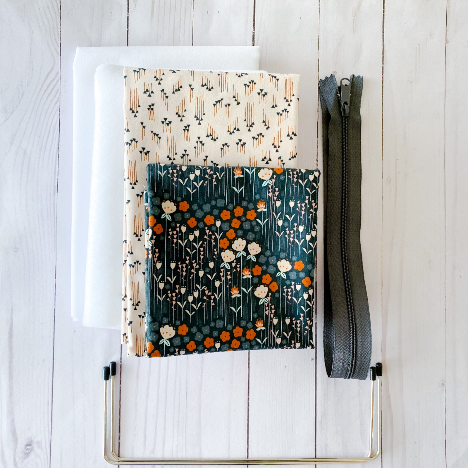 Retreat Bag Kit - Large Pouch - Cool Summer