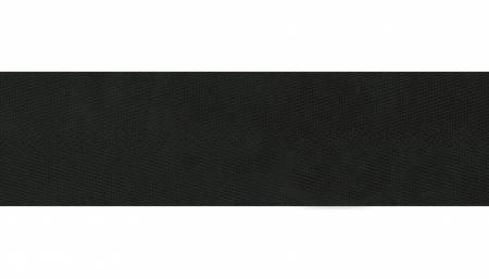 Cotton Poly Webbing - 2 wide - Black