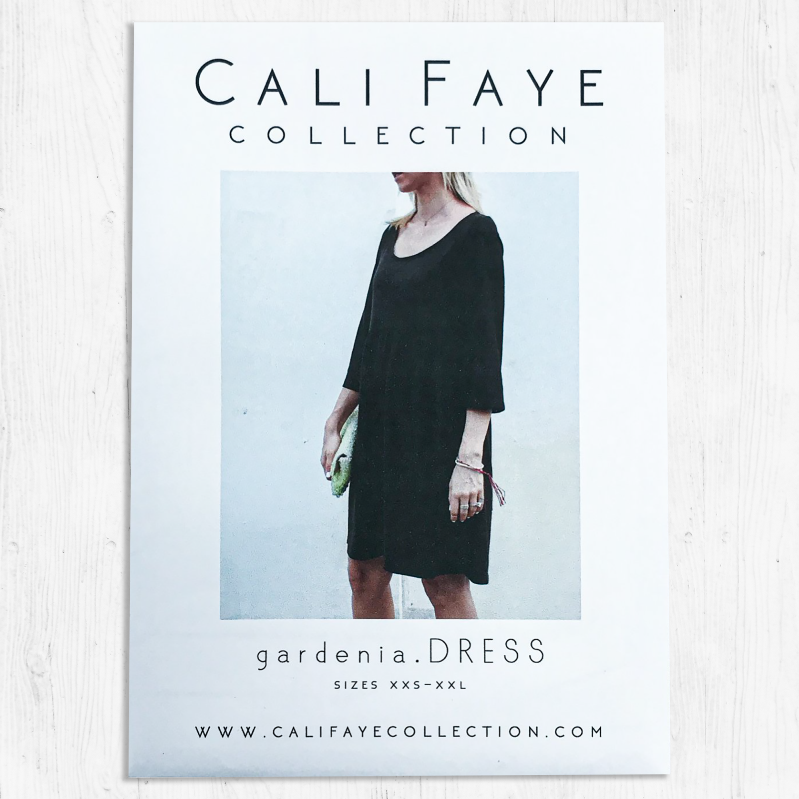 Cali Faye Collection - Gardenia Dress