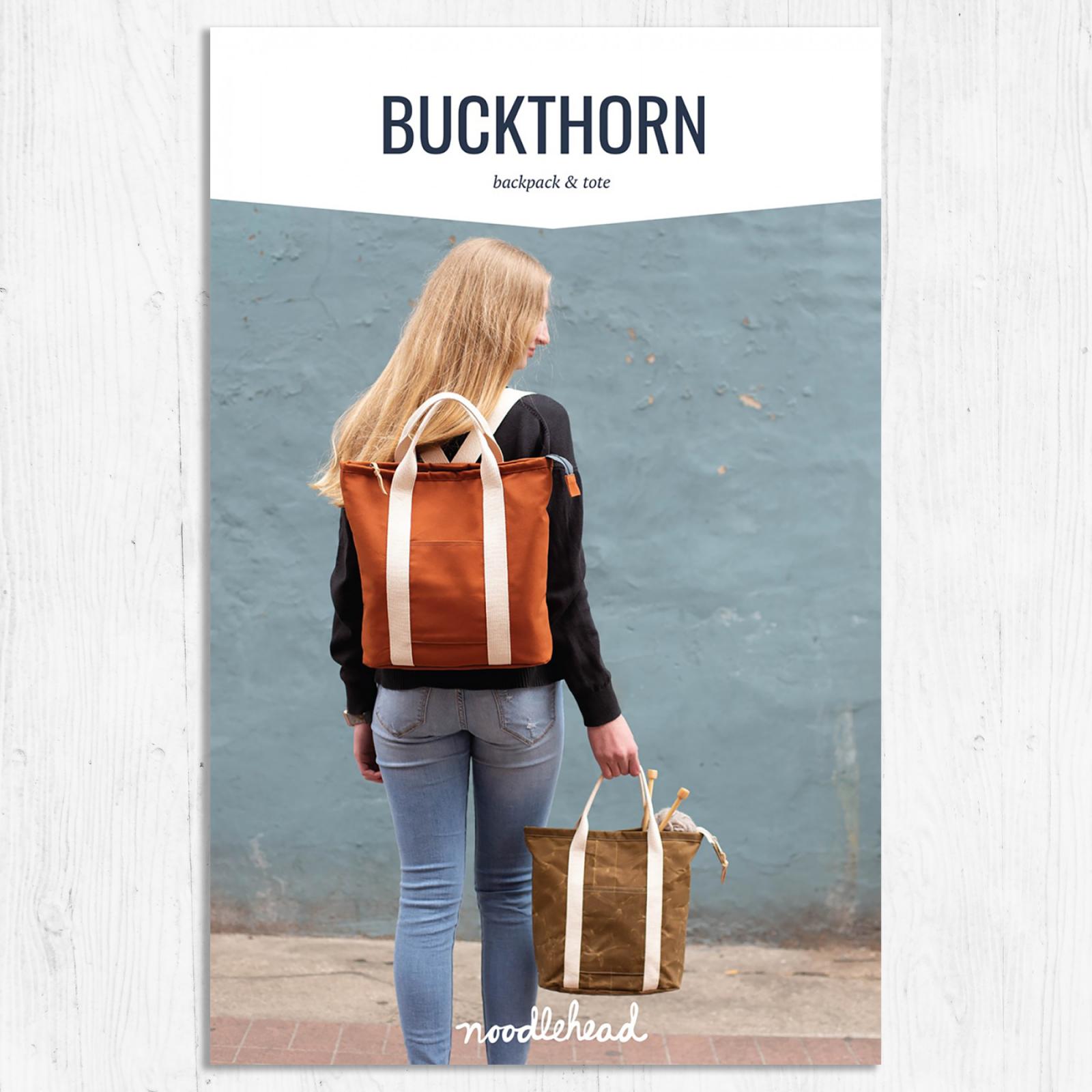 Noodlehead - Buckthorn Backpack + Tote