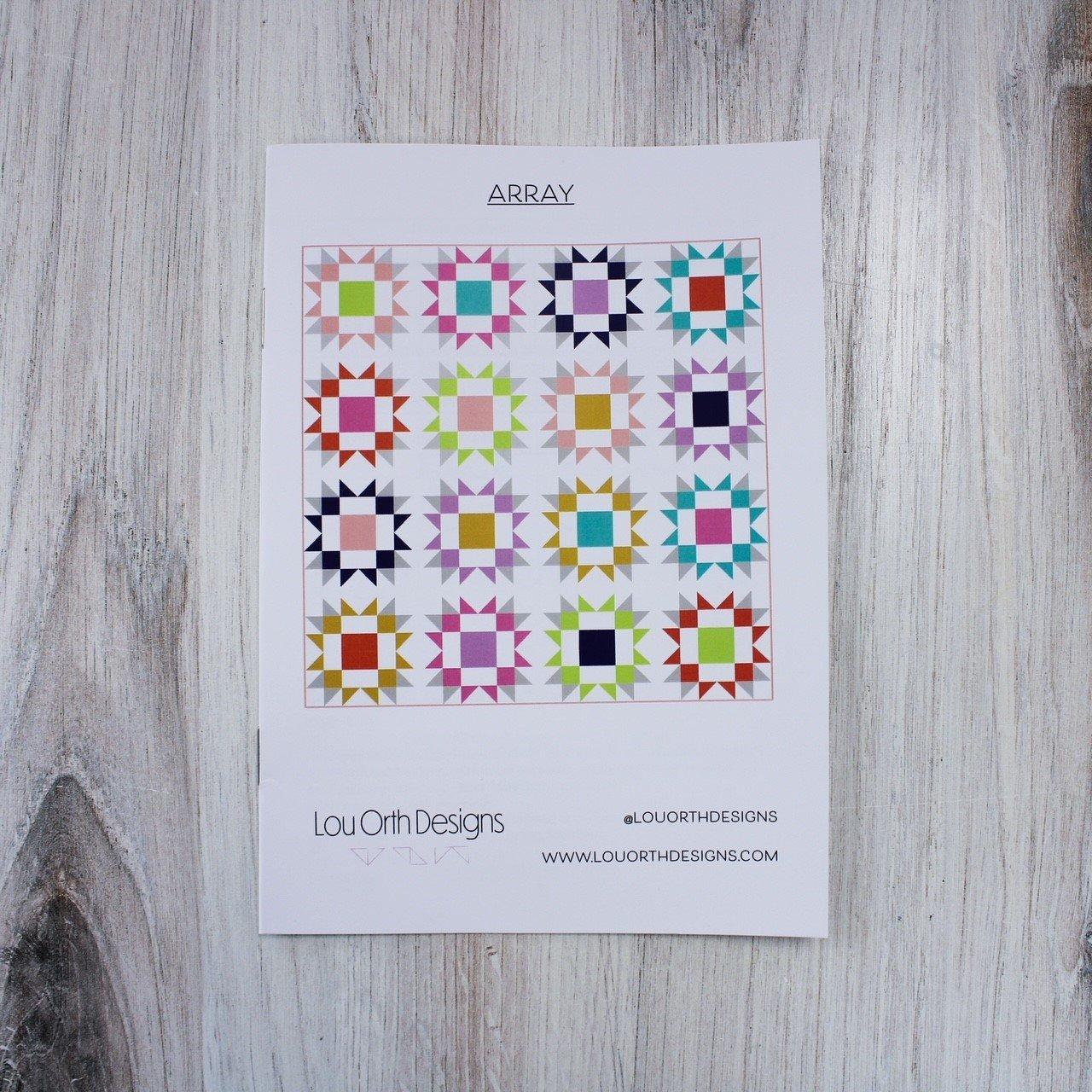 Array Quilt Pattern