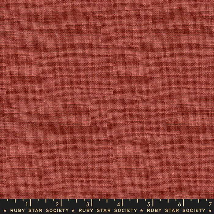 Warp + Weft Bottomweight in Persimmon - Ruby Star Society