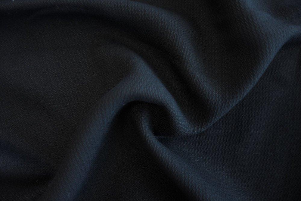 Tencel Dobby Stripe - Black