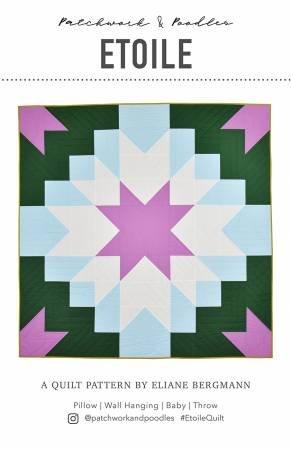 Etoile Quilt Pattern