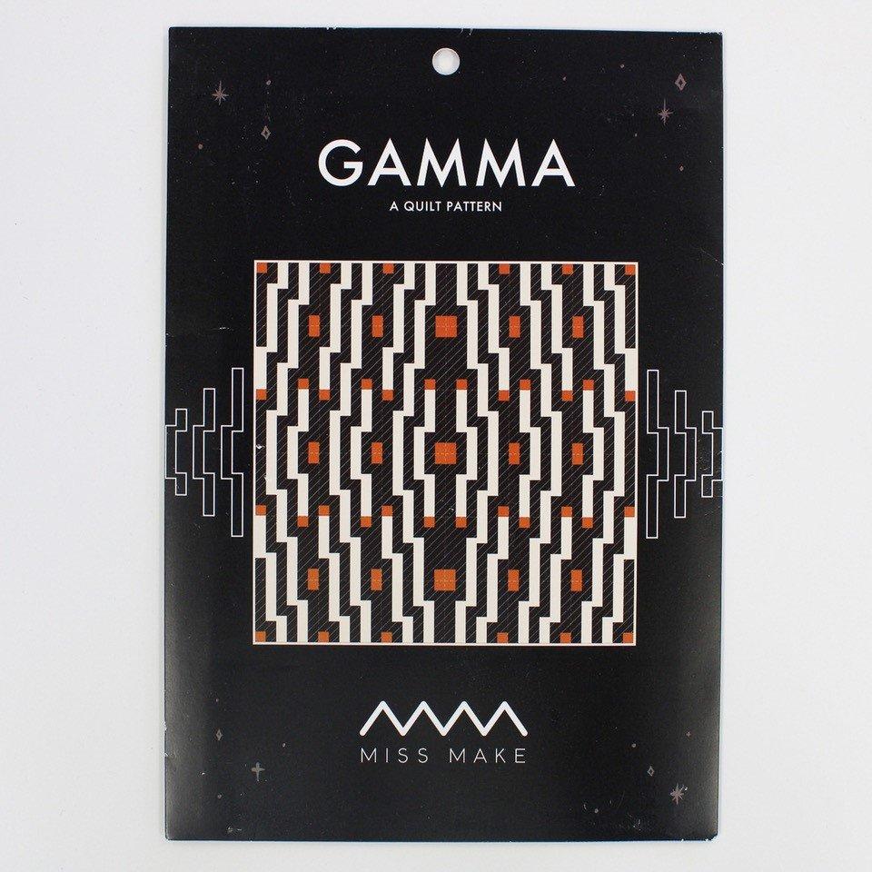 Miss Make - Gamma Quilt
