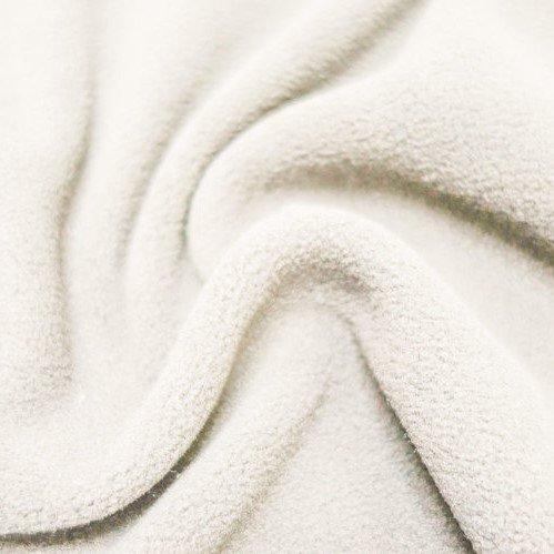Glacier Fleece - Ivory