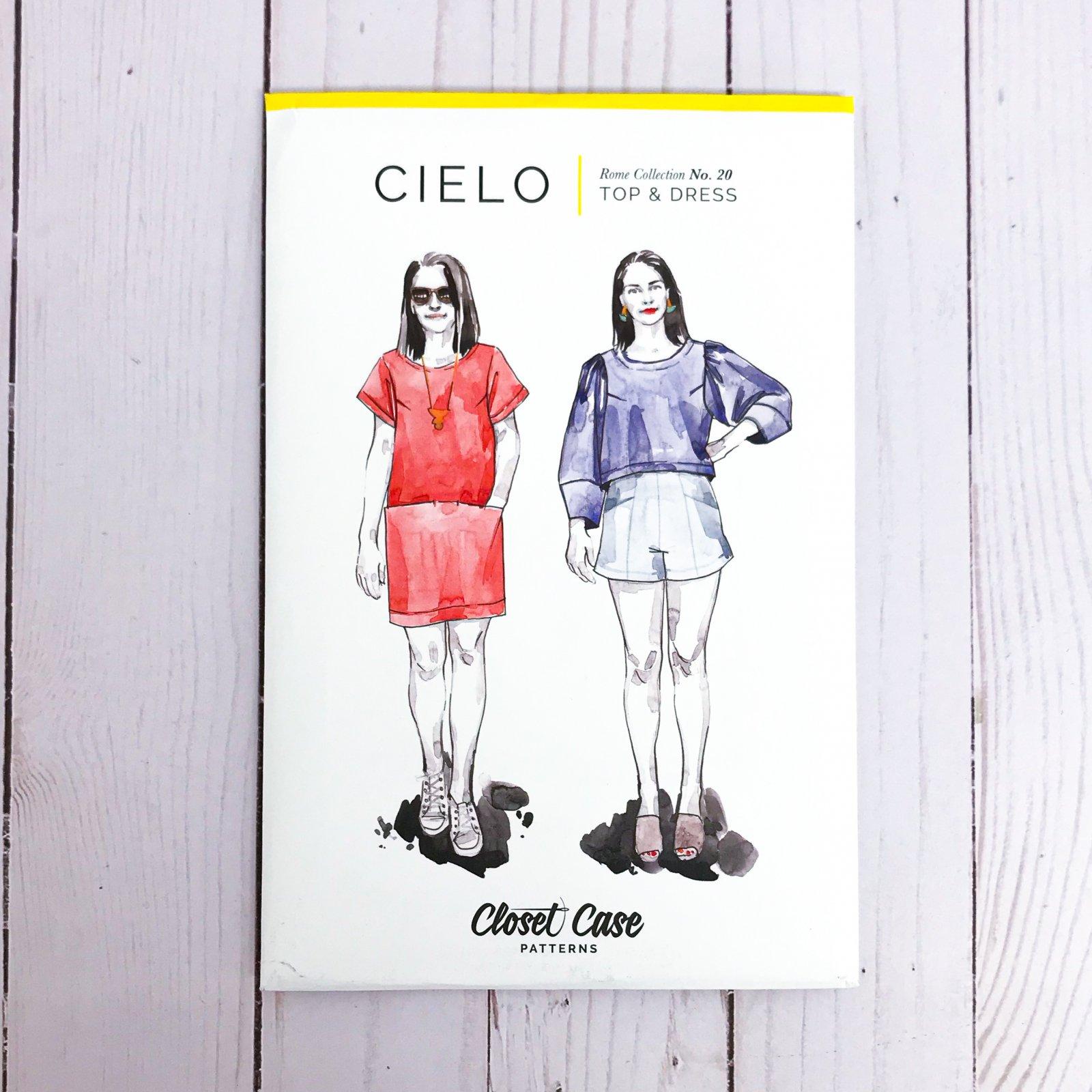 Closet Case Patterns - Cielo Top & Dress