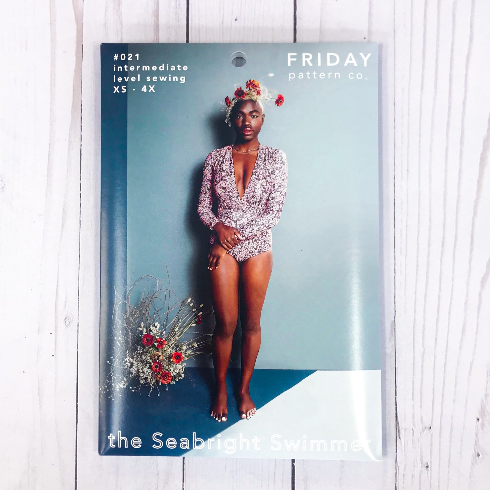 Friday Pattern Co - The Seabright Swimmer