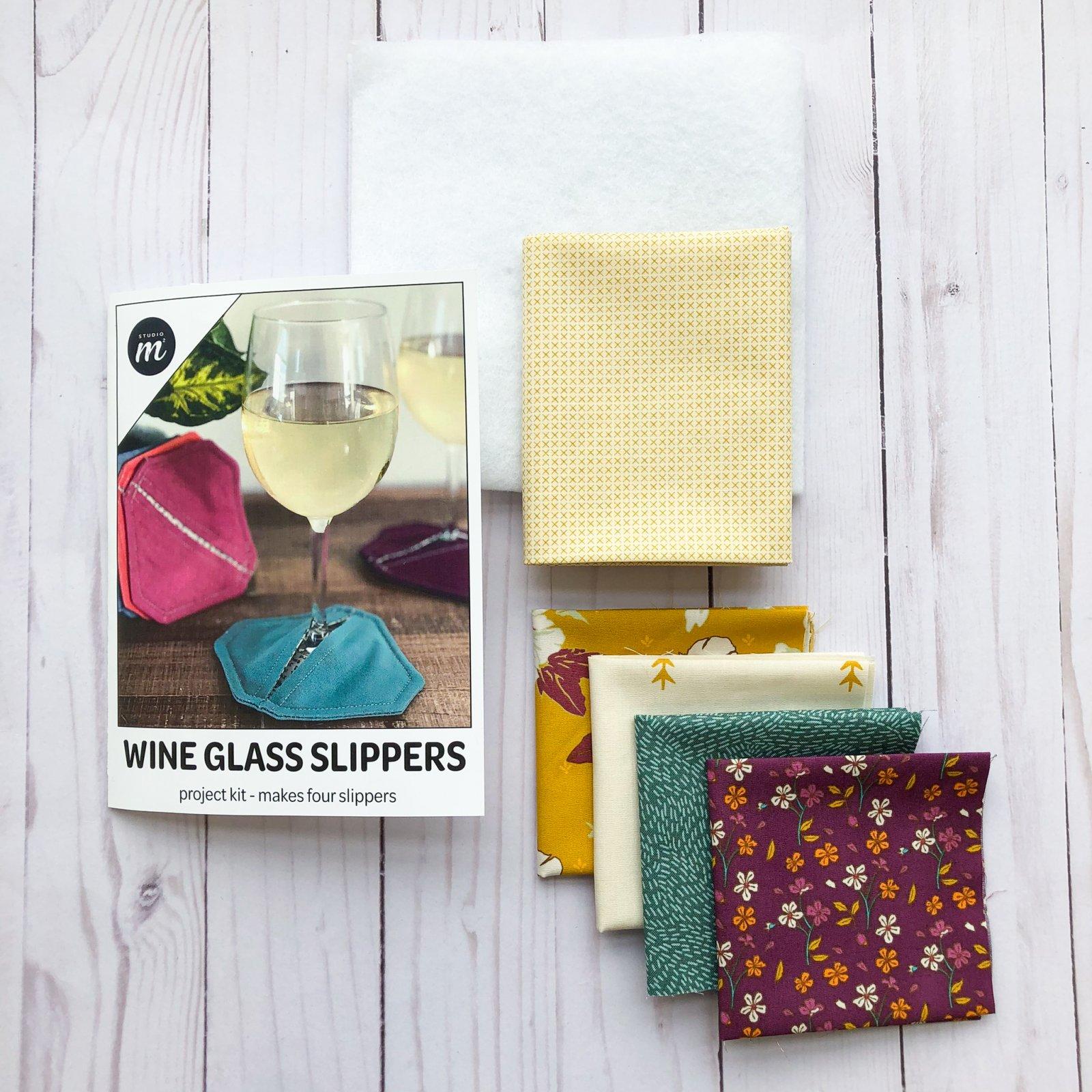 Wine Glass Slipper Kit - Pinot