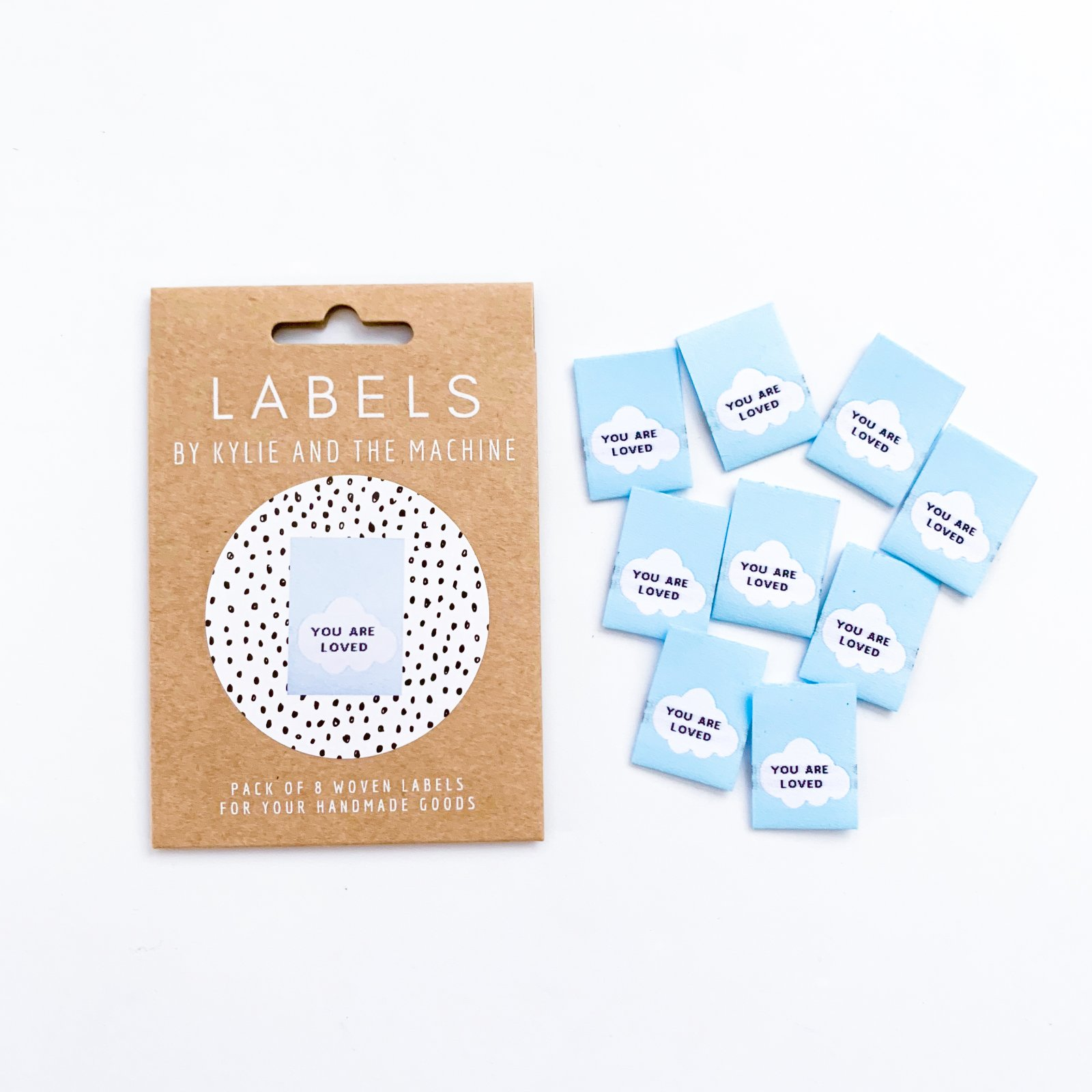 Garment Labels - You Are Loved