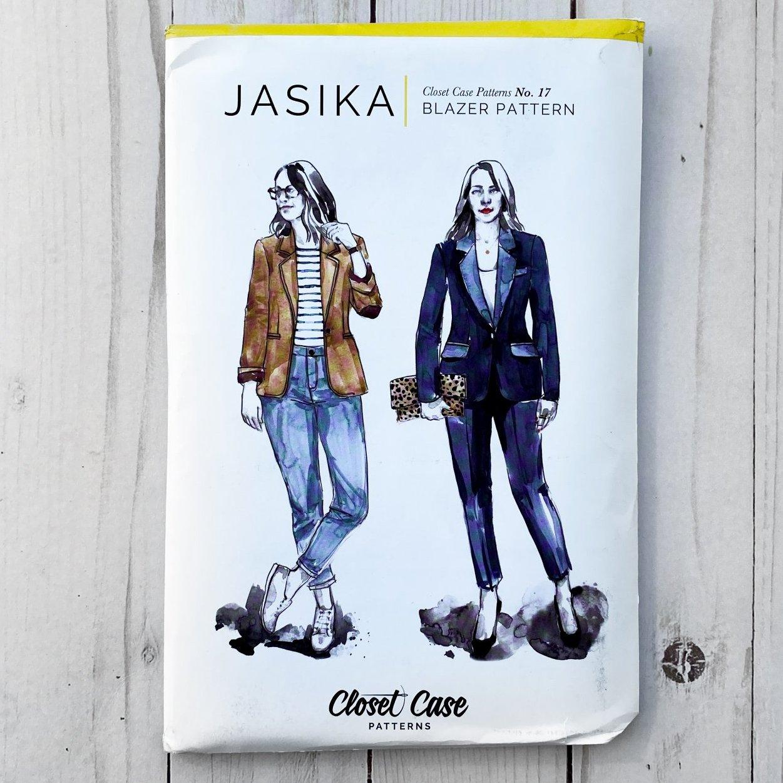 Closet Case Patterns - Jasika Blazer