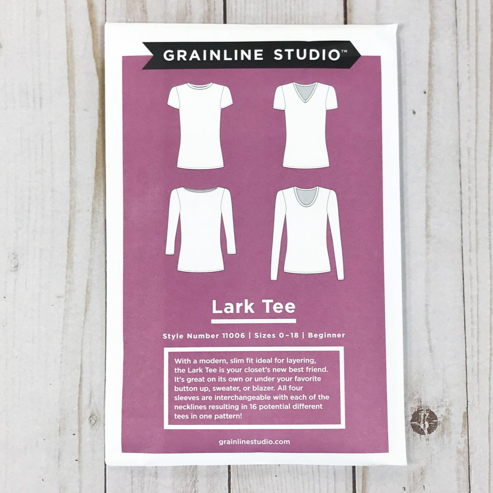 Grainline Studios - Lark Tee