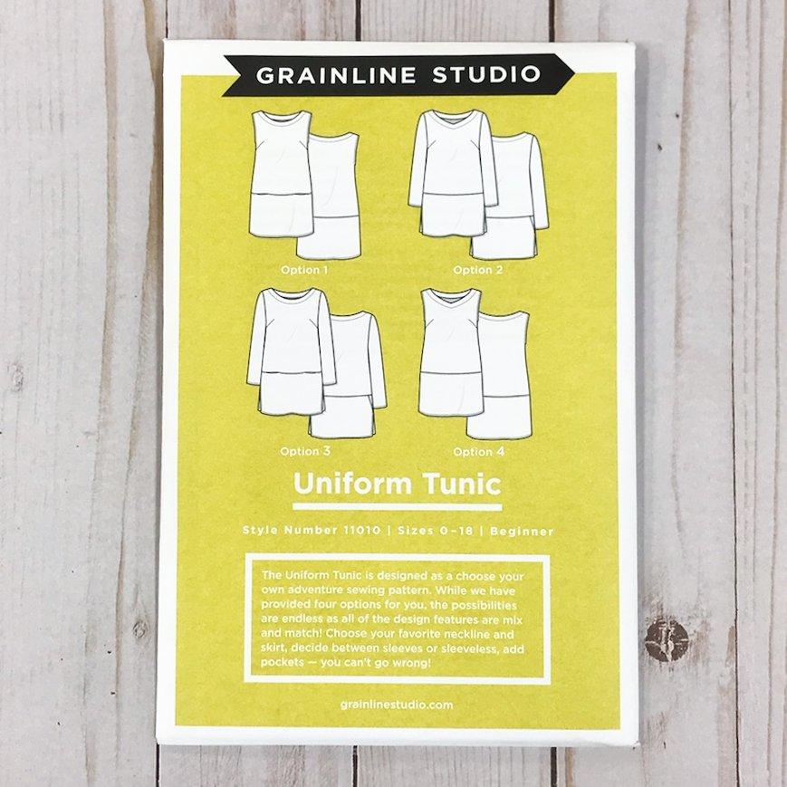 Grainline Studio - Uniform Tunic