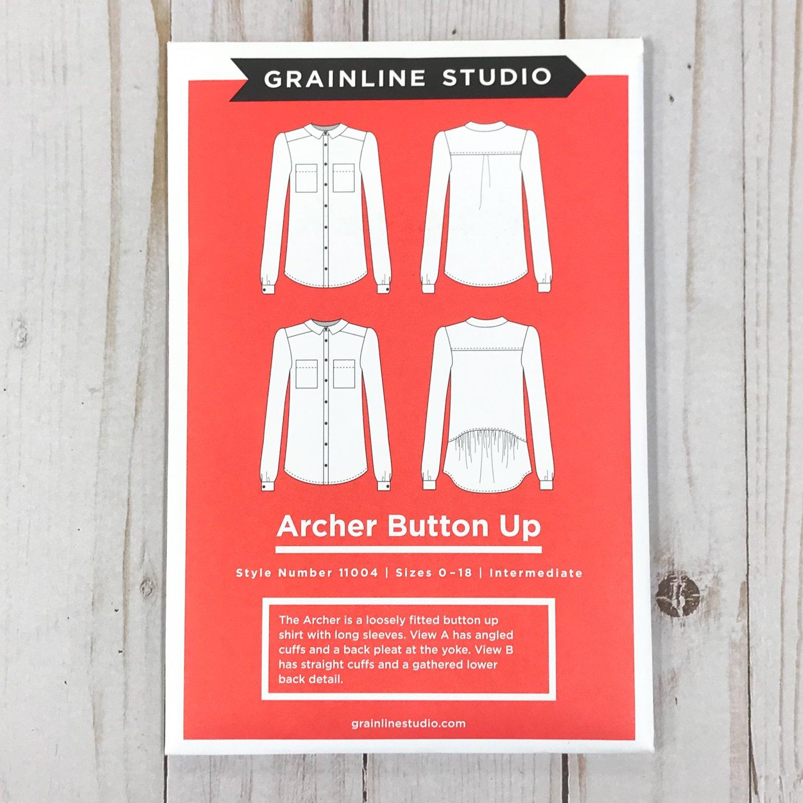 Grainline Studios - Archer Button Up