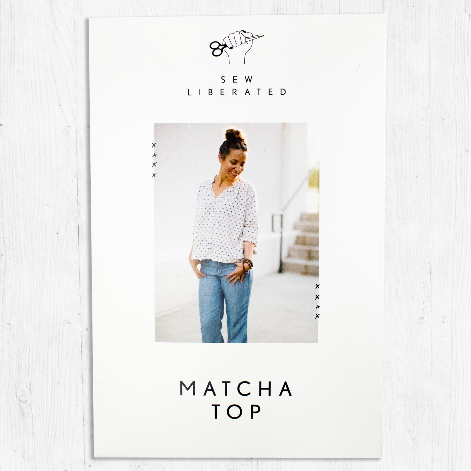 Sew Liberated - Matcha Top