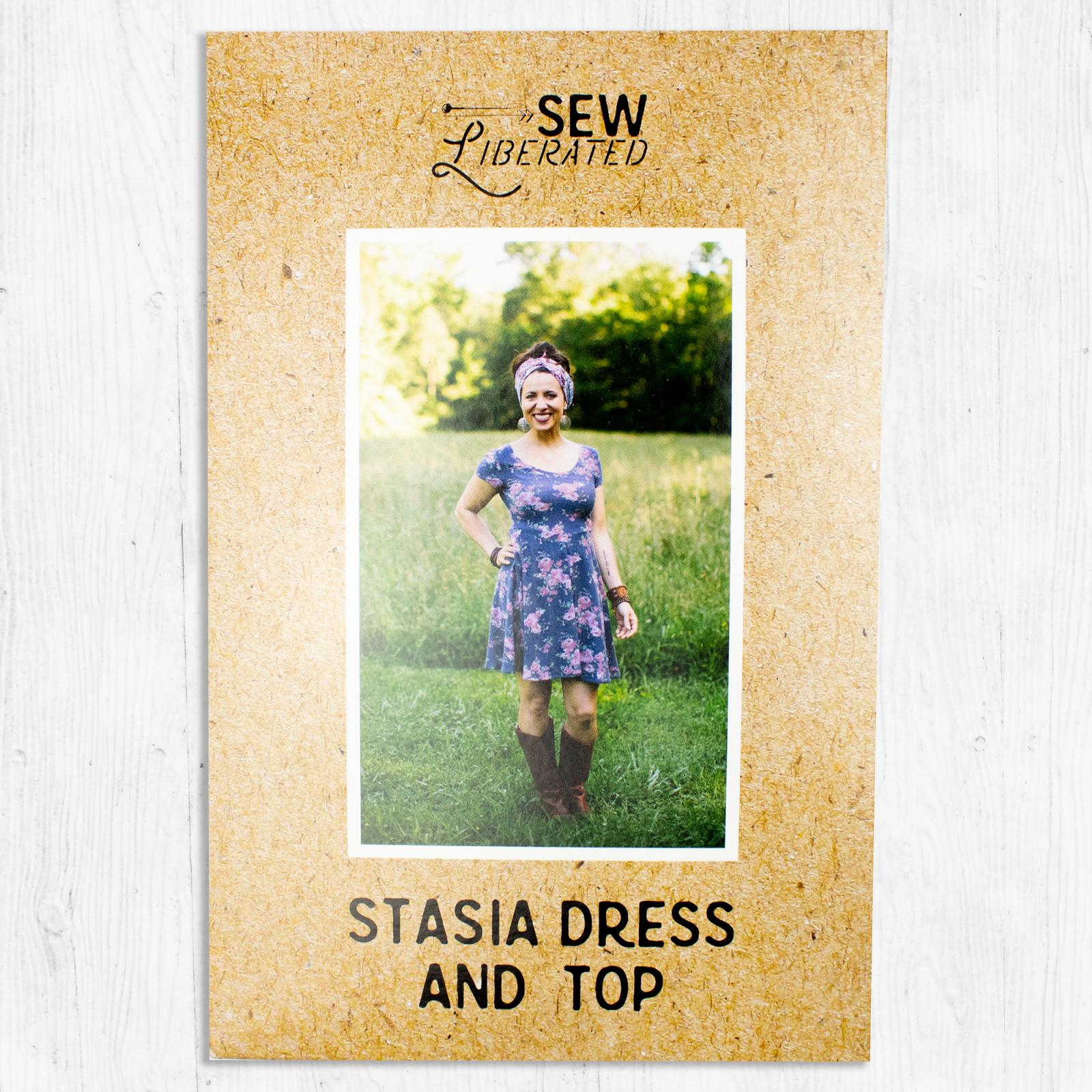 Sew Liberated - Stasia Dress