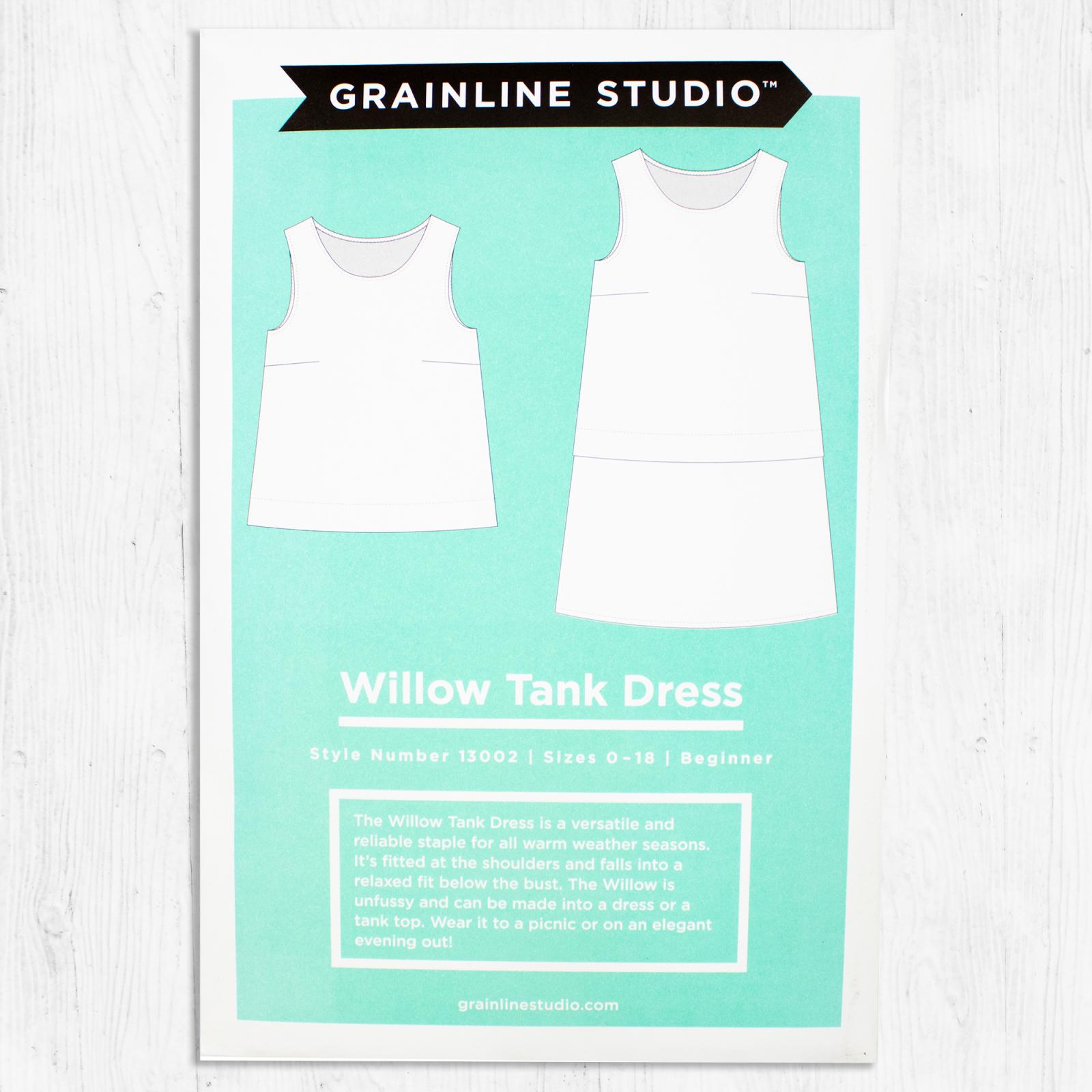Grainline Studios - Willow Tank Dress