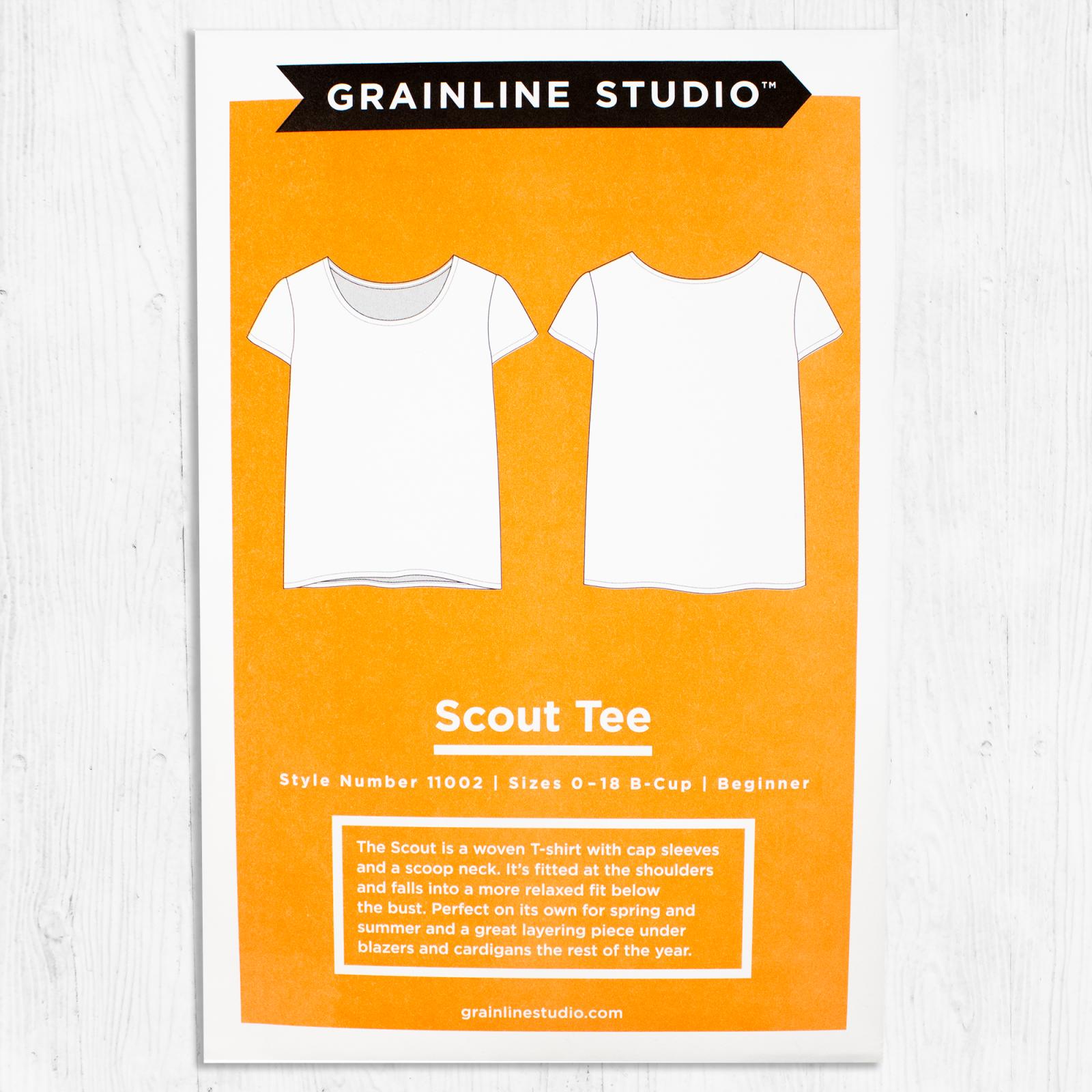 Grainline Studios - Scout Tee
