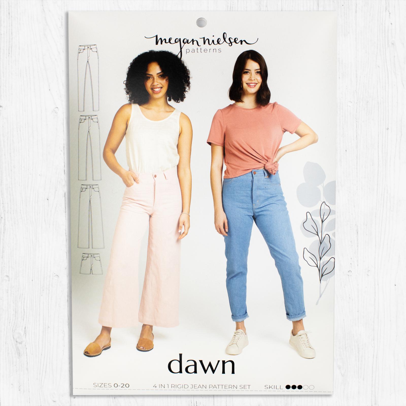 Megan Nielsen Patterns - Dawn Jeans