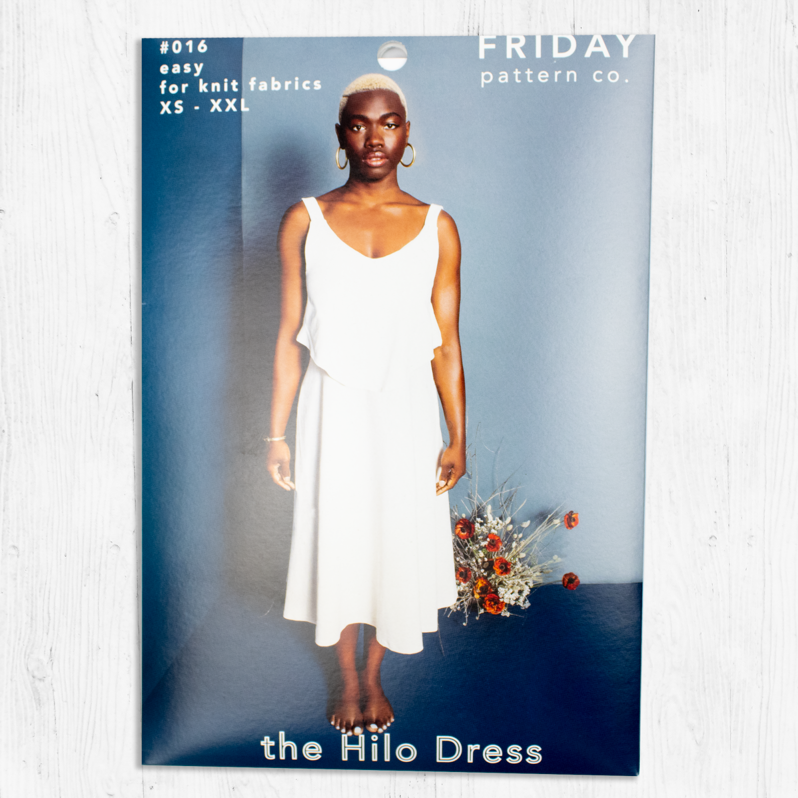Friday Pattern Co. - The Hilo Dress
