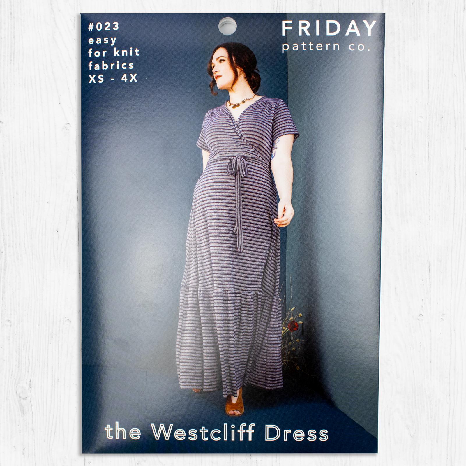Friday Pattern Co. - The Westcliff Dress