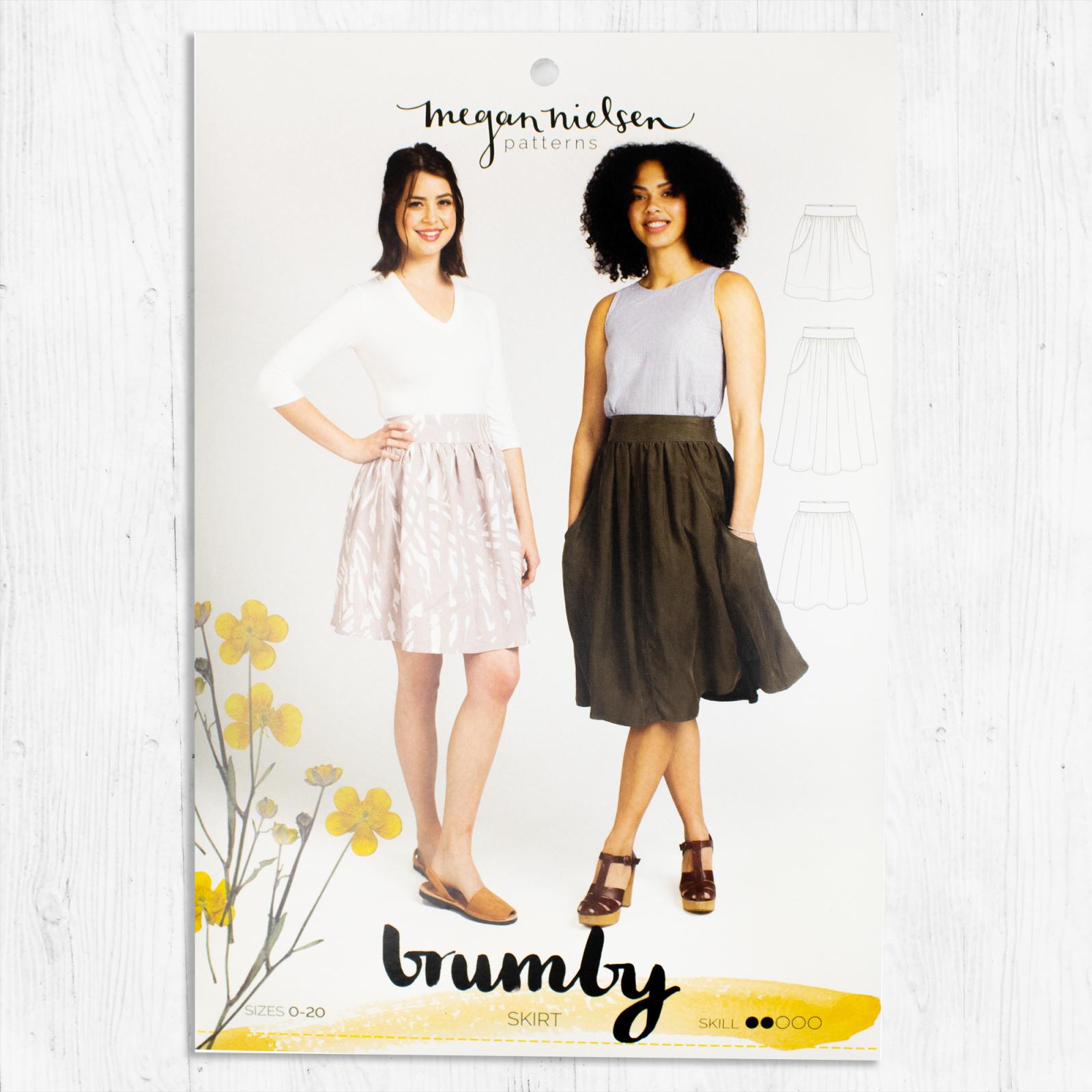 Megan Nielsen Patterns - Brumby Skirt
