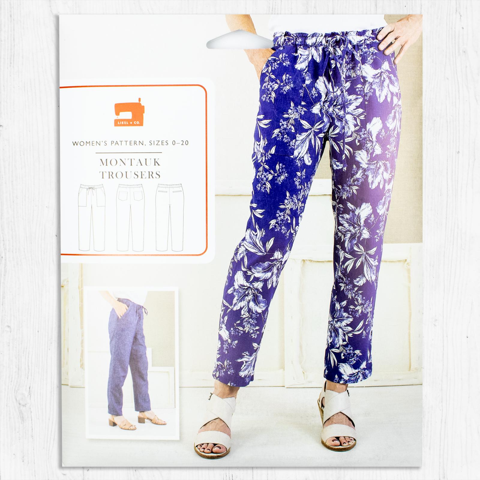 Liesl + Co - Montauk Trousers
