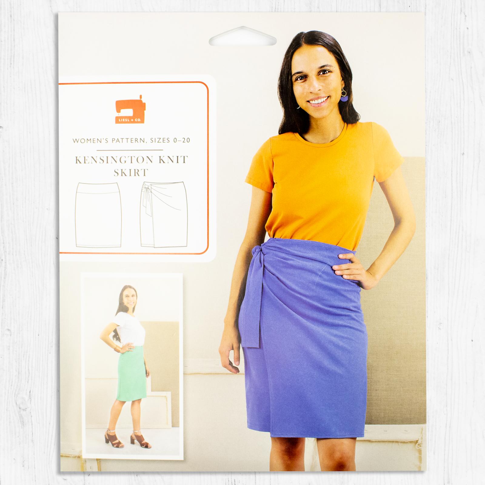 Liesl + Co - Kensington Knit Skirt
