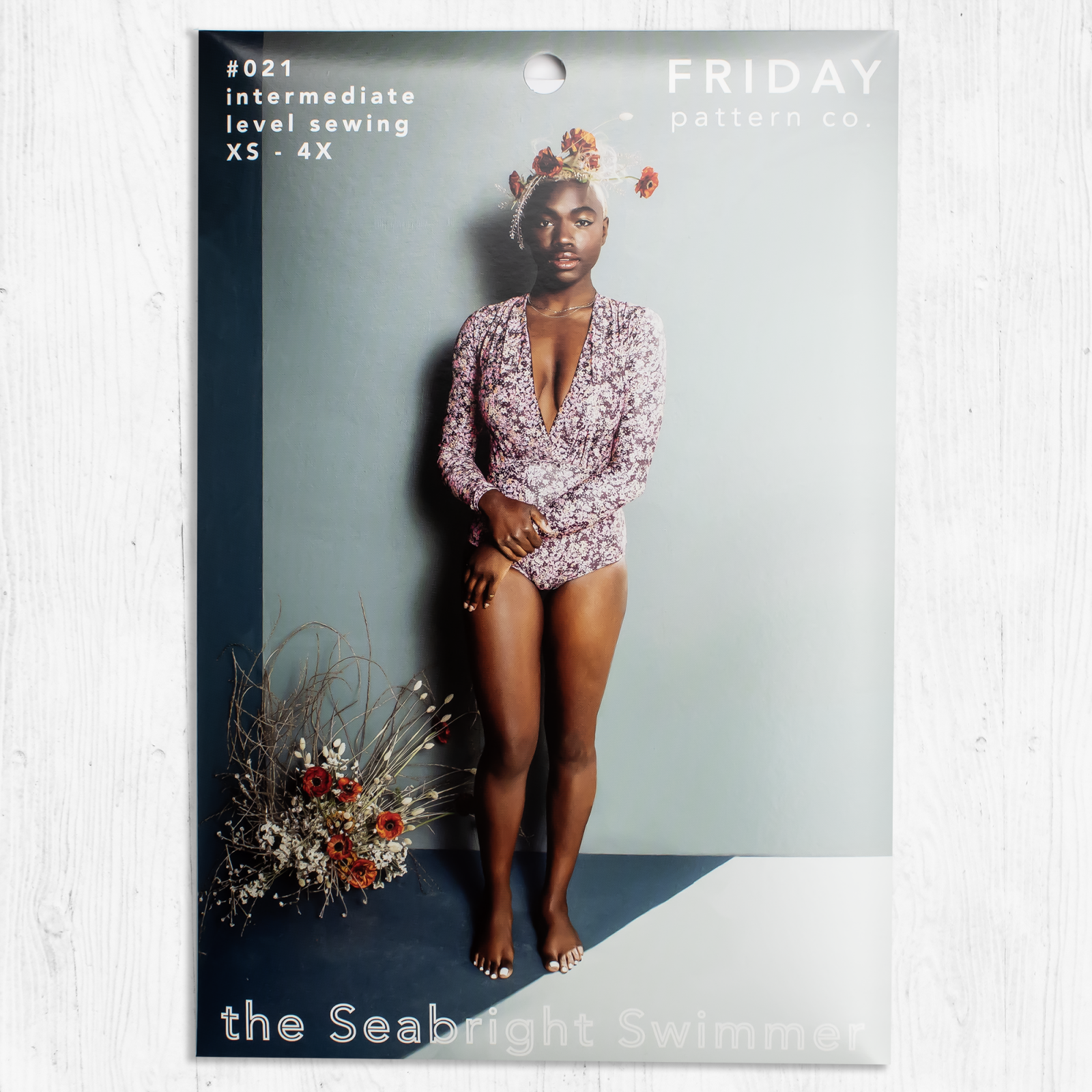 Friday Pattern Co. - The Seabright Swimmer