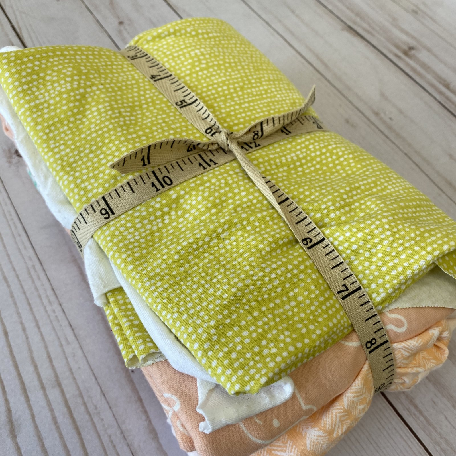Knit Remnant Bundle - Lemon Squeezy